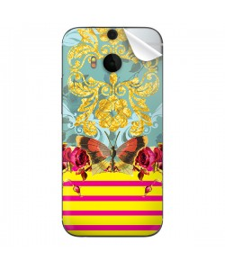 Butterfly Effect - HTC One M8 Skin