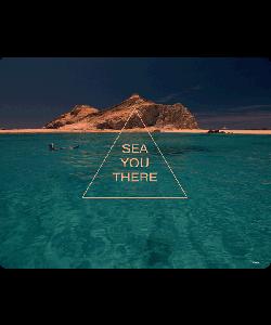 Sea you there - iPhone 6 Plus Skin