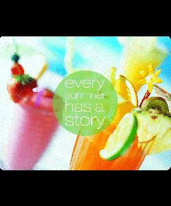 Summer Story - iPhone 6 Plus Skin