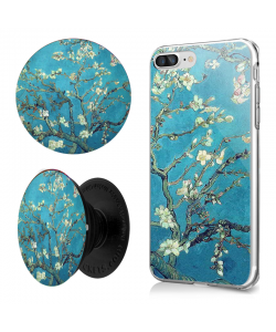 Combo Popsocket Van Gogh - Branches with Almond Blossom
