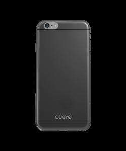 Slim Edge - Odoyo iPhone 6 Carcasa Silicon Neagra (0.6mm)