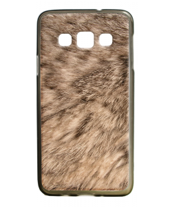 Rabbit Fur - Samsung Galaxy A3 Carcasa Silicon Premium