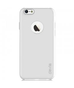 Blade Pure White - Devia Carcasa iPhone 6 (flexibil)
