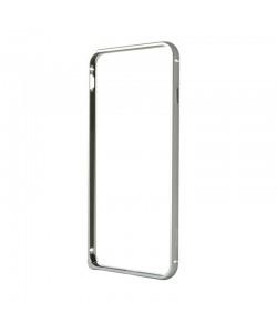 Devia Aluminium Gun Black - iPhone 6/6S Bumper aluminiu