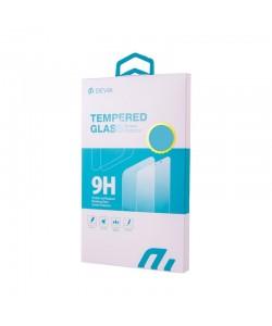 Folie Devia Sticla Temperata (1 fata Anti-Shock + 1 spate Clear, 9H, 2.5D, 0.33mm) - iPhone 6/6S