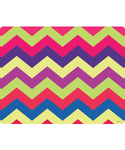 Colorful Zig Zag - iPhone 6 Plus Skin