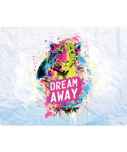 Dream Away - Samsung Galaxy S4 Carcasa Transparenta Silicon
