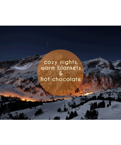 Cozy Nights - Skin Telefon