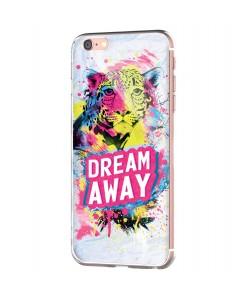Dream Away - iPhone 6 Carcasa Transparenta Silicon