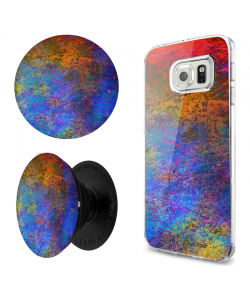 Combo Popsocket Painted Metal