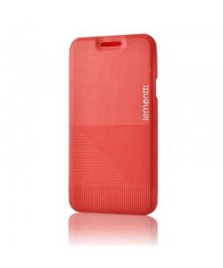 Lemontti Jelly Linea - Samsung Galaxy A3 Husa Book Rosie Piele