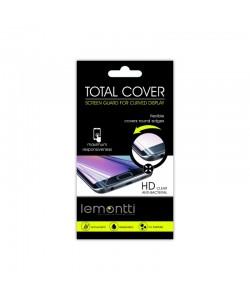 Folie Lemontti Clear Total Cover (1 fata, flexibil) - Samsung Galaxy S6 Edge