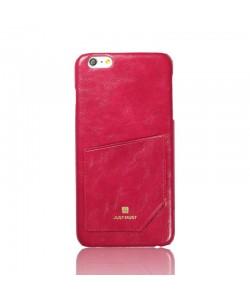 Just Must Chic Wine - iPhone 6/6S Carcasa TPU (cu buzunar)