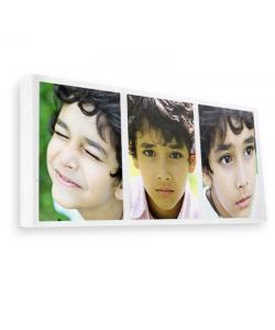 Personalizare - Colaj Foto Canvas 75 x 35