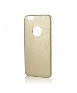 Lemontti Hybrid - iPhone 6/6S Carcasa Silicon Ultraslim Aurie