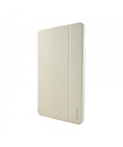 Devia Light Grace White - iPad Mini 4 Husa Book Ultraslim