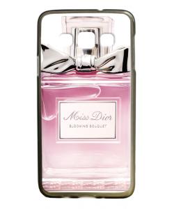 Miss Dior Perfume - Samsung Galaxy A3 Carcasa Silicon Premium