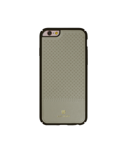 Just Must Carve I Beige - iPhone 6/6S Carcasa Piele Eco (protectie margine 360°)