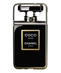 Coco Noir Perfume - Samsung Galaxy A3 Carcasa Silicon Premium