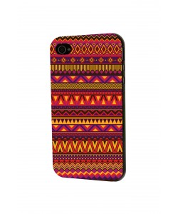 Aztec Summer - iPhone 4 / 4S Skin
