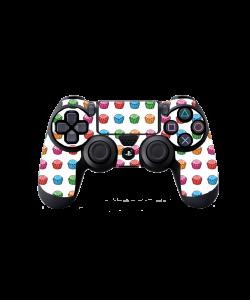 Cupcake Pattern - PS4 Dualshock Controller Skin