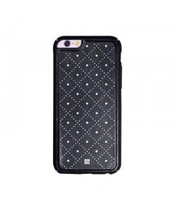 Just Must Carve VI Black - Carcasa iPhone 6/6S (protectie margine 360°)