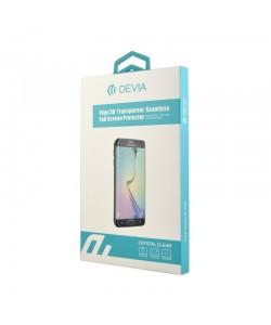 Folie Devia Clear 3D - Samsung Galaxy S7 Edge (margini curbate)