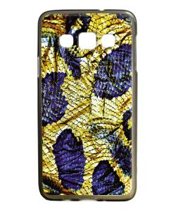 Snake - Samsung Galaxy A3 Carcasa Silicon Premium