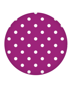 Popsocket Purple White Dots, Accesoriu telefon