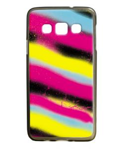 Graffiti Paint - Samsung Galaxy A3 Carcasa Silicon Premium