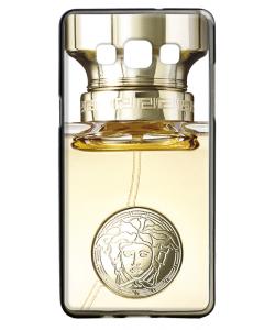 Versace Perfume - Samsung Galaxy A5 Carcasa Silicon
