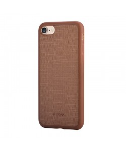 Devia Jelly Ultraslim Brown - iPhone 7 / iPhone 8 Carcasa flexibila