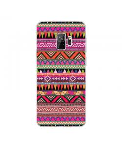 African Summer - Samsung Galaxy S9 Carcasa Transparenta Silicon