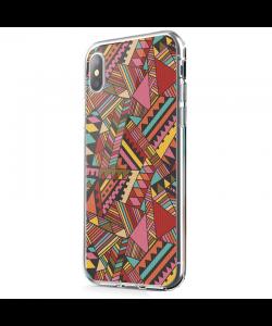 African Release - iPhone X Carcasa Transparenta Silicon