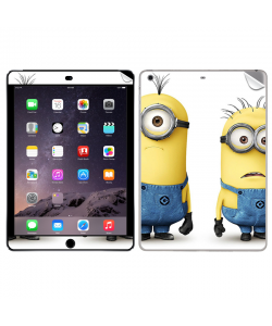Are You Kidding Me - Apple iPad Air 2 Skin
