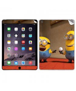 I See What You Did There - Apple iPad Air 2 Skin