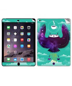 Morning Coffee - Apple iPad Air 2 Skin