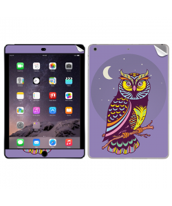 Purple Nights - Apple iPad Air 2 Skin