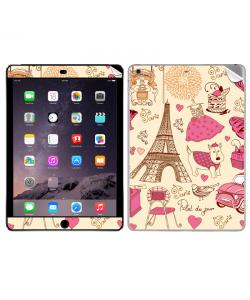 France - Apple iPad Air 2 Skin