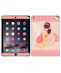Lemonade Girl - Apple iPad Air 2 Skin
