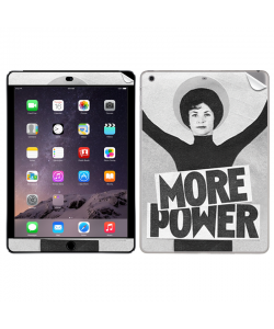 More Power - Apple iPad Air 2 Skin