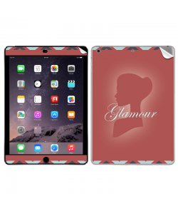 Glamour - Apple iPad Air 2 Skin
