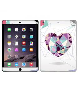Love Keys - Apple iPad Air 2 Skin