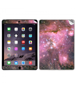 Light up the space - Apple iPad Air 2 Skin