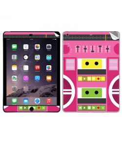 Boombox - Apple iPad Air 2 Skin