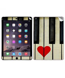 Piano Love - Apple iPad Air 2 Skin