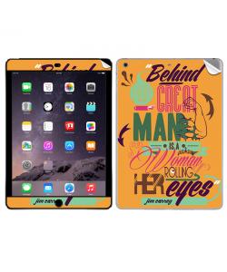 Every Great Man - Apple iPad Air 2 Skin