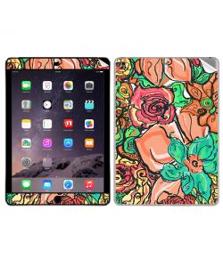 Floral - Apple iPad Air 2 Skin