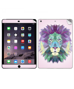Origami Lion - Apple iPad Air 2 Skin