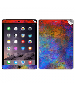 Painted Metal - Apple iPad Air 2 Skin